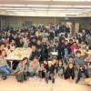 동포들의 웃음넘치는 동네로/히로시마시니시지부 신입생, 졸업생축하모임