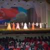 광명성절경축 재일조선인예술단 첫 공연 진행