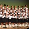 올해 60돐을 맞이하게 되는 죠호꾸조선초급학교 제59회 예술발표모임 진행