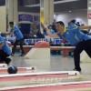애호가들이 벌린 2일간의 승부전/평양에서 2월25일상보링경기대회