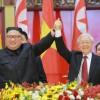 김정은원수님, 윁남사회주의공화국을 공식친선방문