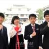 〈2019학년도 조대 입학식〉4명의 일본학교출신생들이 입학