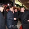 김정은원수님께서 로씨야련방방문을 성과적으로 마치시고 귀국하시였다