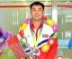 세계기계체조대회 조마에서 1위/조선의 김혁선수