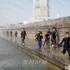【사진특집】화창한 평양의 봄풍경/거리들에 넘치는 생활의 랑만