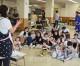 학교에 넘치는 어린이들의 웃음/혹가이도 《어린이서머페스티벌2019》