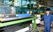 재자원화로 농업생산용비닐박막을 대량 생산/남포시 강선비닐박막공장