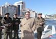 김정은원수님, 삼지연군안의 건설장들을 현지지도