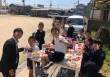 매력넘치는배움의마당으로 /애교심을 키우는 와까야마초중의 학교사업