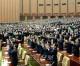 최고인민회의 제12기 제5차회의 진행