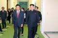김정은원수님, 전승 60돐 경축행사에 참가하기 위하여 조선을 방문하고있는 중국대표단을 접견