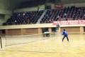 정무원들의 정구경기/600여명이 참가하여 열전