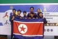 아시아가라데도선수권대회에서 8강/조고, 조대생이 공화국대표의 영예안고 활약