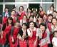 기후초중 바자, 300여명으로 성황
