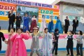 〈사이다마초중창립 50돐 동포대축전〉사이다마동포 대축전장에 모인 동포들의 목소리