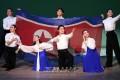 이역땅에울려퍼진신념의노래/금강산가극단년말특별공연,800여명이관람