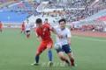 도꾜올림픽 출전을 위해 분발, 분투/제7차 재일조선청년학생축구선수단