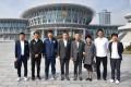 재일본조선인축구협회가 조국을 방문