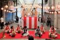 민족교육의 우월성을 과시/와까야마초중, 대외공연에 적극 출연