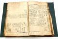 조선중앙력사박물관에 《덕수리씨세보》 새로 보관/유일한 리이의 족보책
