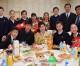 〈2020년 설맞이모임〉조국의 련계학교 학생들과 련환모임
