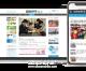 보도, 동영상, 정보제공의 종합체로 운영/《조선신보》전자판을 일신  10월 10일부터