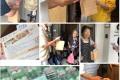 정과 덕을 나눈 동포경로의 날/총련니시도꾜 중부지부관하 6개 분회들이 일제히 방문사업에