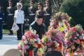 김정은원수님께서 중국인민지원군 조선전선참전 70돐에 즈음하여 중국인민지원군렬사릉원을 찾으시고 렬사들에게 숭고한 경의를 표하시였다