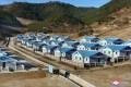 함경남북도, 라선시에서 새집들이/자연피해 가시고 선경마을로