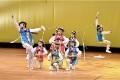 효고현하초급부학생들의예술발표모임《미래》