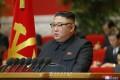 김정은원수님께서 조선로동당 제8차대회에서 하신 결론 (동영상 삽입)
