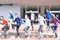 달리기 통해 건강과 친목을/도꾜도륙상경기협회 《달리기회》