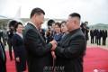 김정은원수님께서 중국공산당 중앙위원회 습근평총서기에게 구두친서를 보내시였다