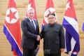 사회주의기치 들고 협조관계의 확대발전을/김정은원수님께서 꾸바공산당대회에 즈음하여 축전