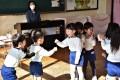 〈민족교육의 개화기를/각지의 경험 3〉학교가 안겨주는 밝은 미래상/후꾸오까초급