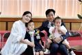 〈2021학년도 입학식〉75돐 빛내이기 위한 도전/학생원아인입에 주력하는 요꼬하마초급