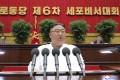 김정은원수님께서 조선로동당 제6차 세포비서대회에서 하신 페회사 (※동영상 삽입)