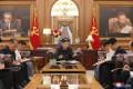 김정은원수님께서 당중앙위원회와 도당위원회 책임간부들의 협의회를 소집하시였다