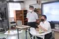 〈우리 학교 교원들의 여름강습〉조대써버를 리용한 관리체계에 대한 강의해설/ICT