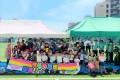 매력 전하는 좋은 기회/고베초중부속유치반에서, 학령전어린이들을 위한 여름행사