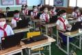 교수방법에 VR, AR기술을 도입/본보기단위 평양제4소학교