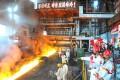 산소열법용광로대보수공사 결속, 생산에 진입/황해제철련합기업소에서