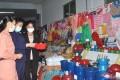 황해북도에서 인민소비품전시회/630종의 건재품, 경공업제품, 식료일용품 출품