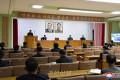 조선의 근로단체들, 시정연설 과업을 관철할데 대해 토의/전원회의 확대회의 진행