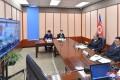 중앙재판소대표단 단장 법률적협조를 강화해나갈것을 호소/제11차 아시아태평양지역 국제법률연단에서