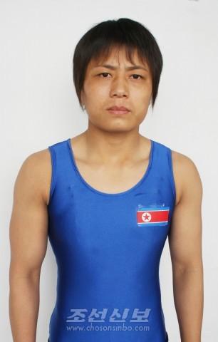 레스링 올림픽출전 한금옥선수
