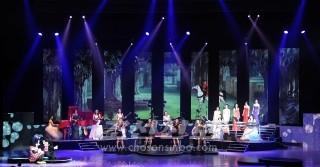 모란봉악단공연