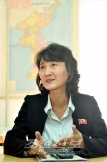 동대원소학교 배성희부교장(로금순기자)