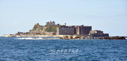 하시마(군함섬)전경