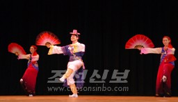삼인무 《사당춤》(효고조선가무단)